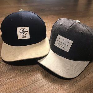 2 H&M Hats